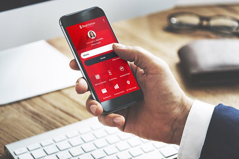 Ziraat Mobil  Bankacılık